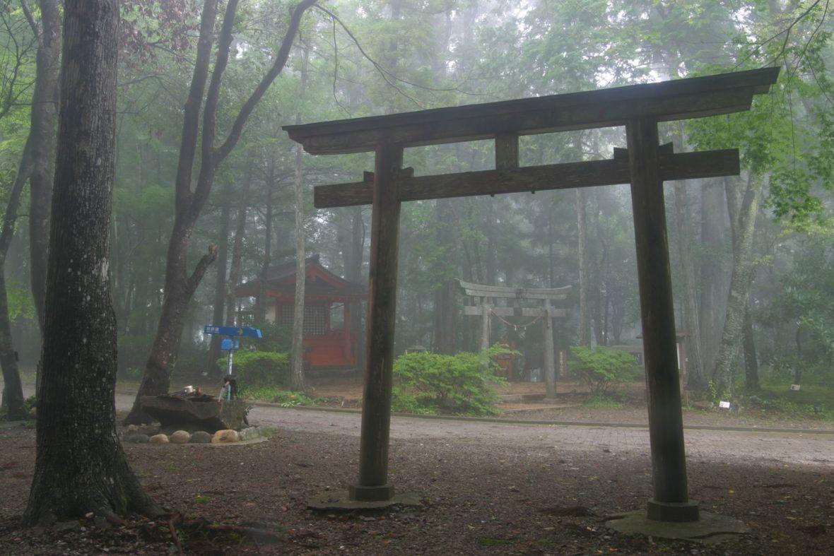 熊野古道・発心門王子 Hosshinmon-Oji at Kumano Kodo