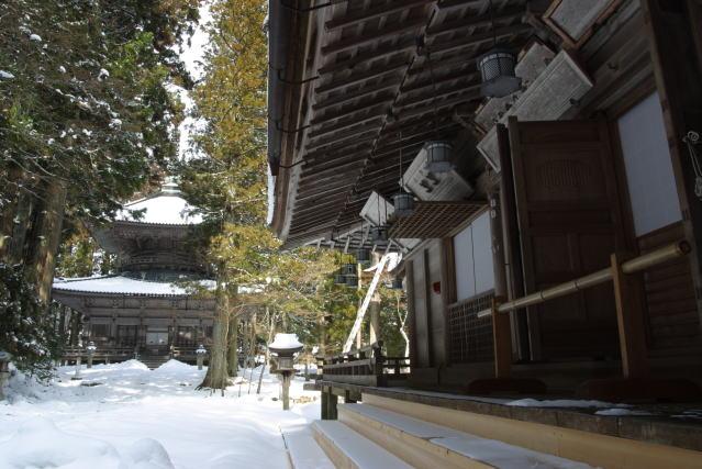【高野】 高野山 山王院 【Koyasan】Sanno-In