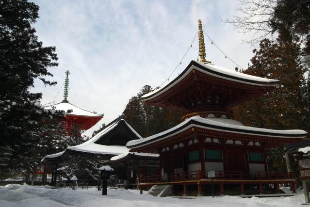 【高野】 高野山 大会堂 【Koyasan】Daie-do