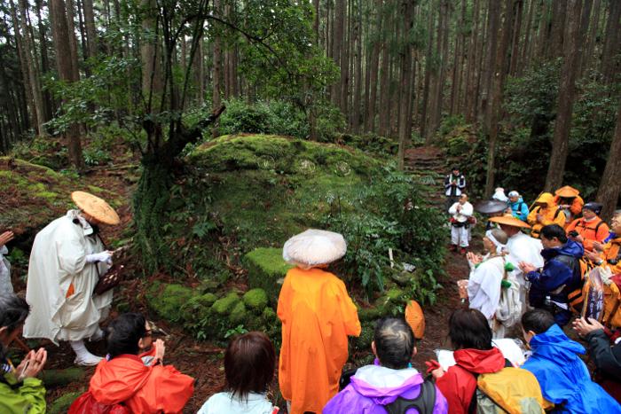 【熊野】大雲取越 熊野修験 【Kumano】 Kumano Shugen Practice at Ogumotori-goe Route