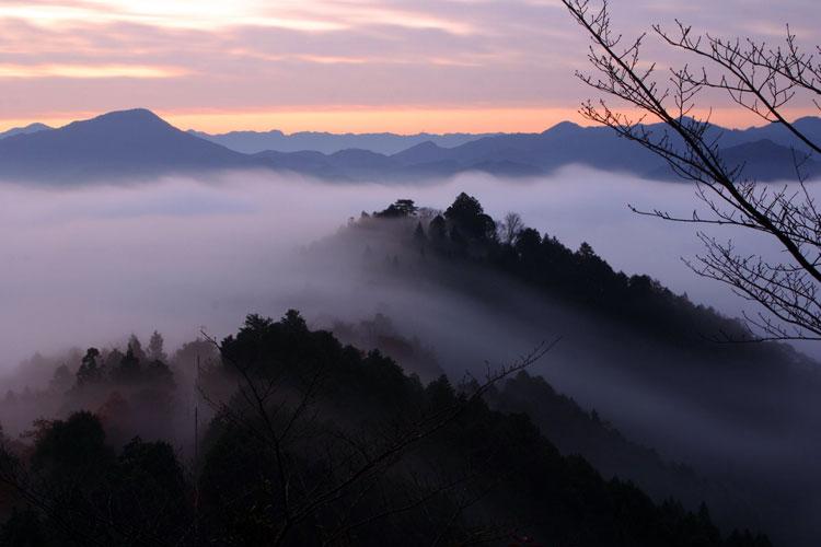 七越峯 Mount Nanakosi