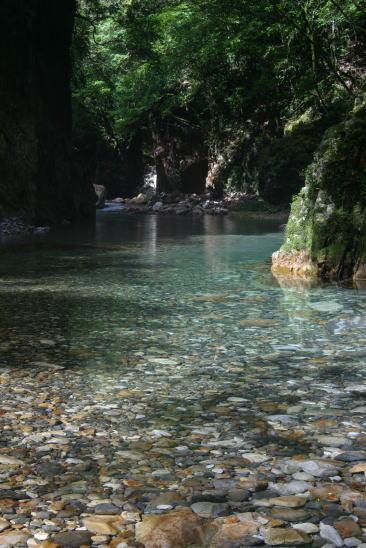 大塔谷渓谷 Ohtou Ravine