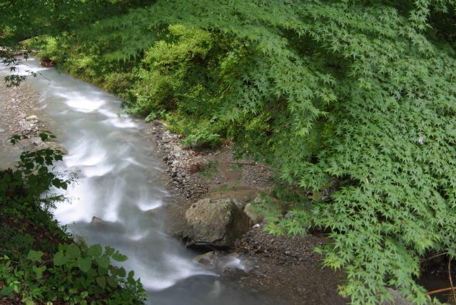 音無川 Otonashi River