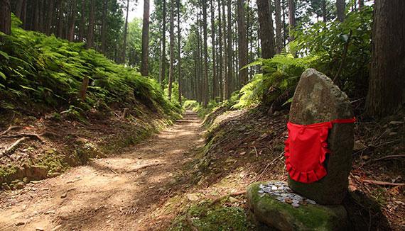熊野古道ウォークコース