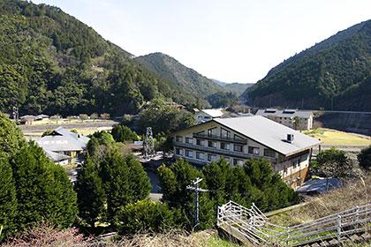 渡瀬温泉の写真