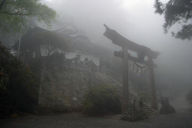 【吉野】 玉置山 玉置神社 【Yoshino】Tamaki Shrine